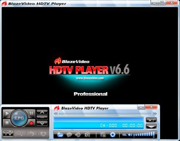BlazeVideo HDTV Player 6.x Buffer Overflow (another version)