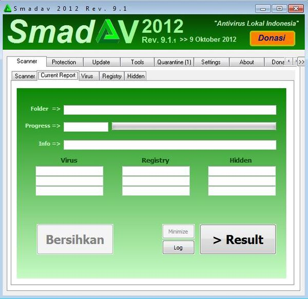 SmadAV: Null Pointer Dereference Vulnerability